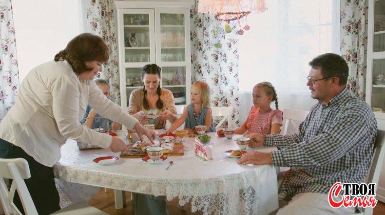 Изображение для статьи — Что такое семейные традиции и почему они так необходимы?