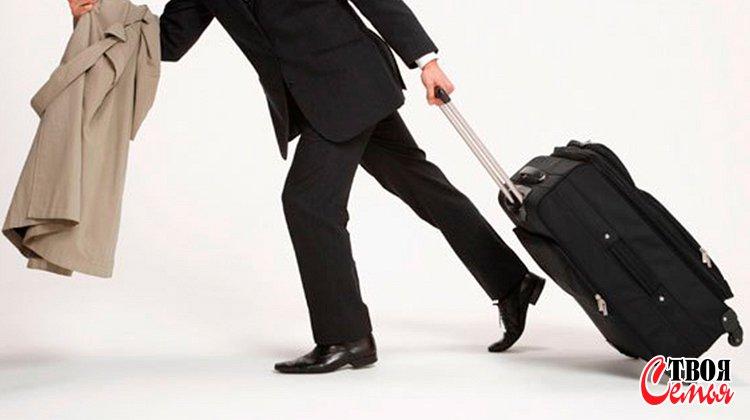 Изображение для статьи — Как влияют командировки мужа или жены на семейные отношения?