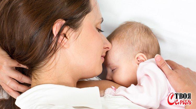 Изображение для статьи — Какими словами мама может поддержать малыша, появившегося на свет раньше срока?