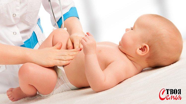 Изображение для статьи — Как распознать колики у вашего малыша и как ему помочь?