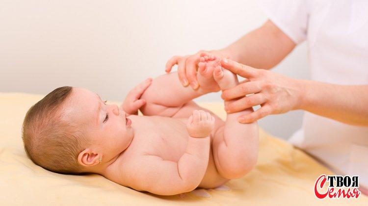 Изображение для статьи — Какие рефлексы должны быть у новорожденного ребенка?