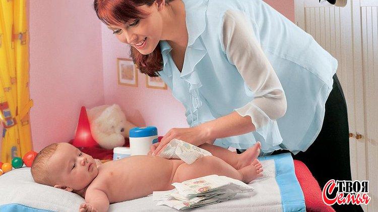 Изображение для статьи — Как выглядит нормальный стул младенца, и какие бывают отклонения?