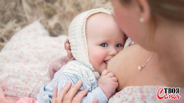 Изображение для статьи — Почему важно кормить малыша грудью, и правдив ли диагноз — лактазная недостаточность?