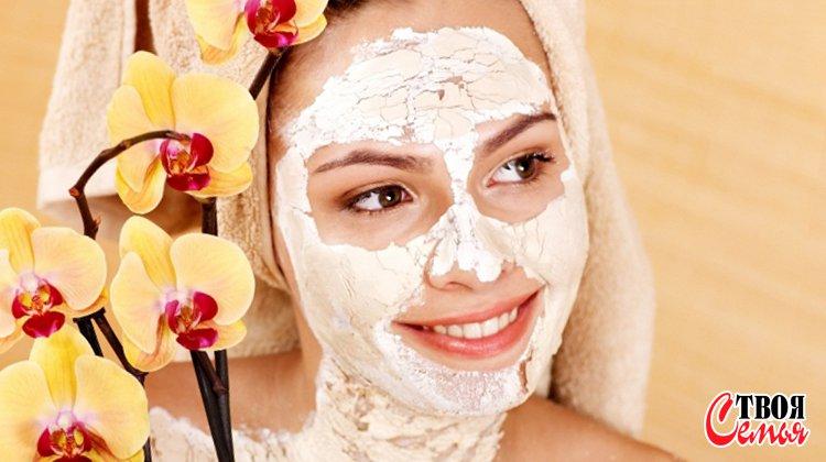 Изображение для статьи — Какие маски для омоложения кожи лица можно сделать в домашних условиях?