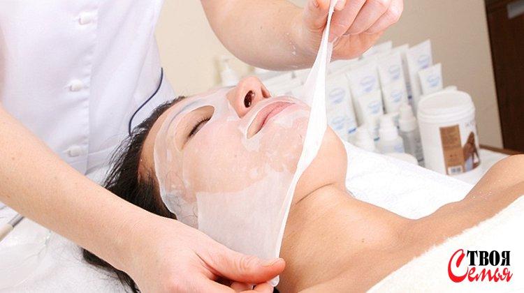 Изображение для статьи — Коллагеновая маска для лица: почему она так полезна?
