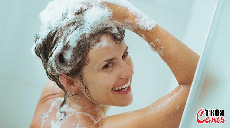 Изображение для статьи — Как правильно мыть голову и ухаживать за своими волосами?