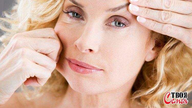 Изображение для статьи — Как ухаживать за кожей после 40?
