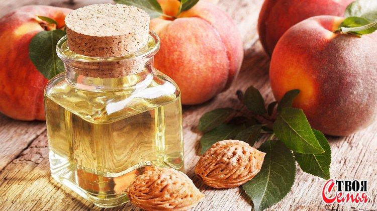 Изображение для статьи — Как использовать персиковое масло для женской красоты?