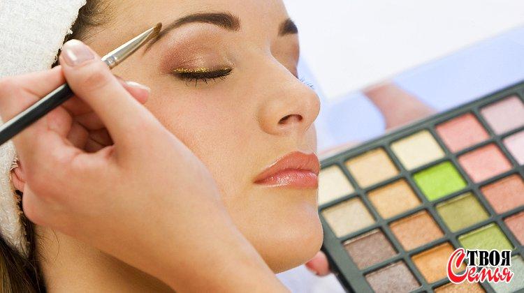 Изображение для статьи — Как правильно делать макияж бровей?