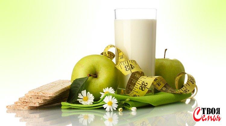 Изображение для статьи — Как правильно подготовить организм к диете?