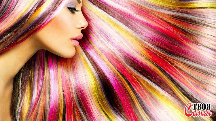 Изображение для статьи — Что такое мелки для окрашивания волос и как правильно ими пользоваться?