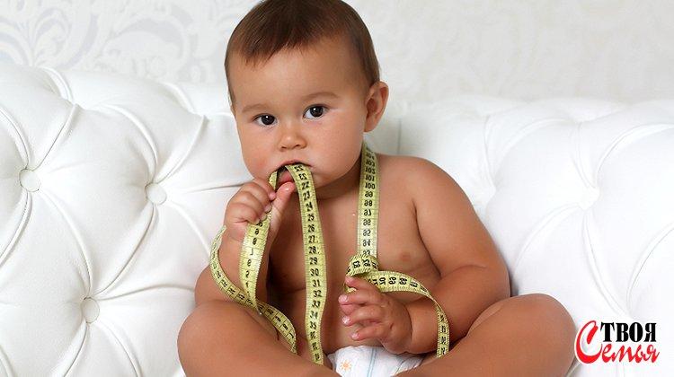 Изображение для статьи — Как избежать ожирения у ребенка и чем оно может быть вызвано?