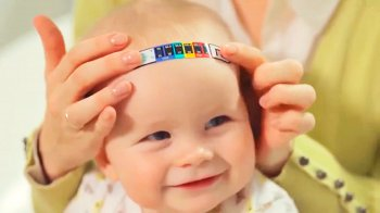 Изображение для статьи — Что делать если у вашего ребенка поднялась температура?