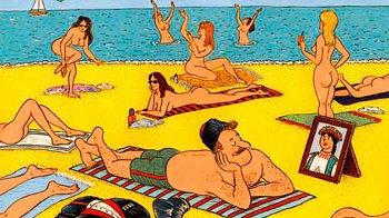Изображение для статьи — Можно ли отпускать своего супруга одного в отпуск?