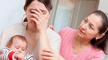 Изображение для статьи — Какие изменения происходят в организме женщины после родов и как с этим справляться?