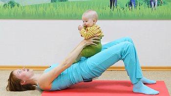 Изображение для статьи — Как молодой маме быстрее восстановиться после родов?