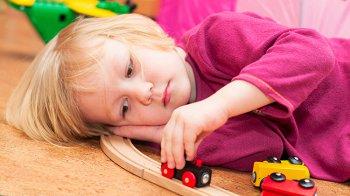 Изображение для статьи — Как понять, что ребенок находится в состоянии стресса?