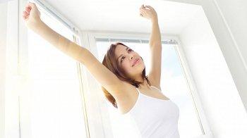 Изображение для статьи — 15 полезных утренних привычек для здоровья и хорошего самочувствия