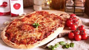 Изображение для статьи — Как приготовить Нью-Йоркскую пиццу с соусом?