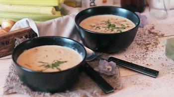 Изображение для статьи — Как приготовить крем-суп с курицей?
