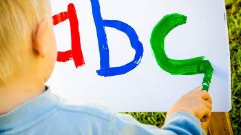 Изображение для статьи — Как правильно обучить ребёнка английскому языку?
