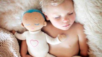 Изображение для статьи — Как, без особых проблем, уложить малыша спать?