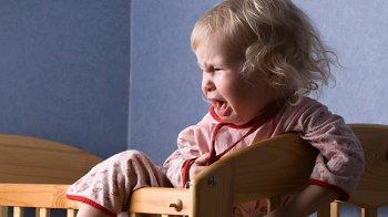 Изображение для статьи — Как справиться с ночными истериками у ребенка?
