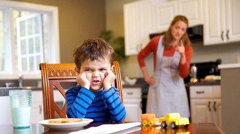 Изображение для статьи — Что делать родителям, если их ребенок нервный  и непослушный?
